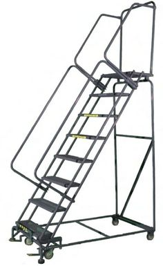 Ballymore Stock Picking Rolling Ladder All Step Sizes New