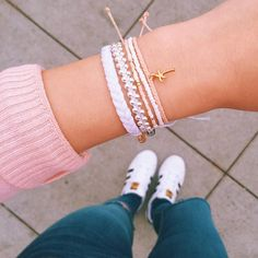 Shop PuraVidaBracelets.com and use code JASMYNCHOPRA20 to save 20% off your entire order. Code never expires!