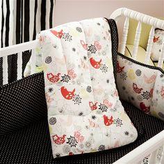 Starling 5-Piece Crib Set | Carousel Designs
