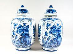 Porceleyne Fles Delft Tile Delf Less Expensive Pottery & Glass Art Pottery