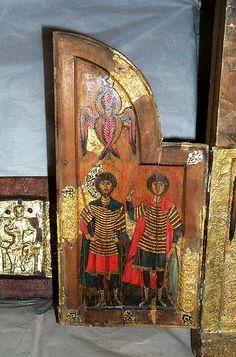 Icon Photo, Mestia Museum, Svaneti, Georgia by David, via Flickr