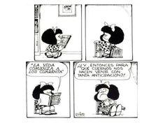 Relatos Gráficos: Fave: Mafalda