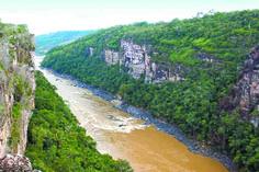 Colombia, rajada en cuidado ambiental