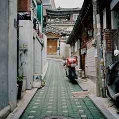Loved the little streets and alley ways