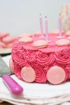 Gâteau d'anniversaire chocolat framboises pour le #YummyDayBirthday #YummyMagazine