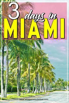 Miami itinerary | what to see in Miami | things to do in Miami | what to do in Miami | Miami activities | south beach miami | art deco architecture | little havana miami | coral gables | miami florida | biscane bay miami | crandon park miami | miami zoo |