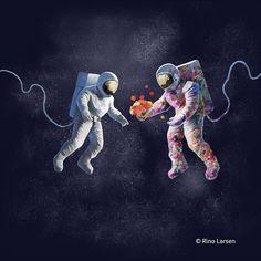 Hippie Astronaut  Lost In Space