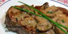 ΜΠΡΙΖΟΛΕΣ ΜΟΣΧΑΡΙΣΙΕΣ ΜΕ ΣΑΛΤΣΑ ΚΡΑΣΙΟΥ :: Δοκιμασμένες συνταγές