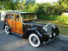 1947 Alvis TA 14 Woodie