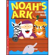 Noah's Ark Coloring Book