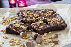 Söt kola, salta nötter och massor av choklad – kan det bli annat än supergott!