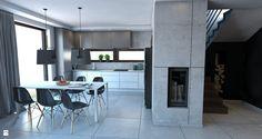 Kuchnia styl Nowoczesny - zdjęcie od A2 STUDIO pracownia architektury - Kuchnia - Styl Nowoczesny - A2 STUDIO pracownia architektury