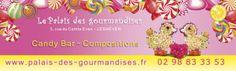 Mariage Brest : Candy bar avec Le Palais des gourmandises de Lesneven Brest, Bar, Fireworks, Catering Business, Sweet Treats, Weddings
