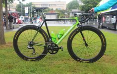 Cannondale-Drapac http://www.bicycling.com/bikes-gear/tour-de-france/the-totally-awesome-road-bikes-of-the-2016-tour-de-france/slide/17