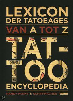 Lexicon der tatoeages van A tot Z