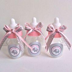 baby shower elefante rosa y gris4