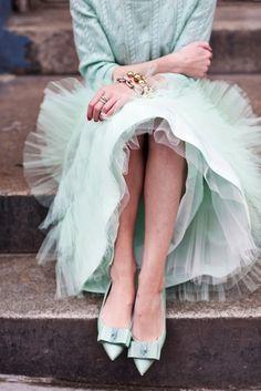 mint tulle dress_mint shoes_atlantic pacific