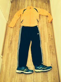 Ob Fitness Studio oder Joggen, dieses Outfit kann beides.