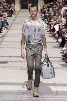 Défilé Louis Vuitton Printemps-été 2017 Homme | Le Figaro Madame