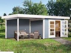 gartenhaus pultdach - Google-Suche