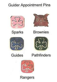 pathfinder badges girl guides Girl guides sa patrol emblems & stripes - uniforms, badges and more available at the girl guides sa online store.
