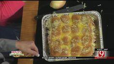 Sassy Tailgate Sandwiches - News9.com - Oklahoma City, OK - News, Weather, Video and Sports |