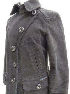MOSCHINO CAPPOTTO VINTAGE donna nero taglia di VintageClothingIT