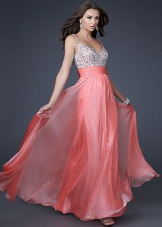 mind-blowing Coral Beaded Straps A-line Chiffon Homecoming Dress 2014 [La Femme 16802 Coral] - $175.00 : Prom Dress 2015 Online,Under 200 Dresses For Homecoming by Jasmine in Retroterest. Read more: http://retroterest.com/pin/coral-beaded-straps-a-line-chiffon-homecoming-dress-2014-la-femme-16802-coral-175-00-prom-dress-2015-onlineunder-200-dresses-for-homecoming/