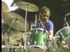 """One of the best percussion SOLO ever: The Doobie Brothers """"Long Train Runnin'"""" '81 Live in California"""