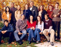 Cast of Gilmore Girls