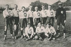 Poland team group in 1924.