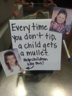 help stop mullets -