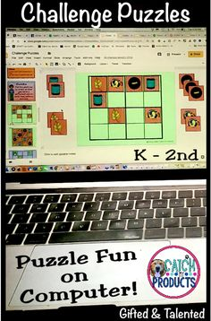 Teach logic puzzles & hard sudoku for kids in Google classroom for difficult critical thinking games with answers. Problem solving activities for kindergarten, first grade, second elementary, or home school student. Easy set up on computer for parents or teachers gives K, 1st, or 2nd a difficult game. For students & for beginners in elementary primary on Teachers Pay Teachers. (Level K, 1, 2) #TpT #iteachtoo #education #teachers #iteachfirst schools first for core standard curriculum… Brainstorming Activities, Problem Solving Activities, Kindergarten Activities, Teaching Resources, Brain Teasers For Kids, 21st Century Classroom, Logic Puzzles, Primary Lessons, Schools First