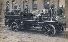1909 Fire Truck