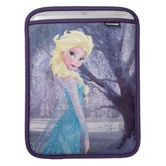Elsa | Side Profile Standing Sleeve For iPads