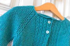 DSC_5135 Knitting For Kids, Sweaters, Petra, Top, Fashion, Teal, Dresses, Partridge, Turquoise