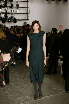 At Calvin Klein « The Sartorialist