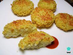 Aprende a preparar nuggets de quinoa con esta rica y fácil receta. Los nuggets se caracterizan por estar elaborados a base de pollo y rebozados para dar una textura...