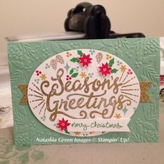 Berry Merry - Stampin' Up!