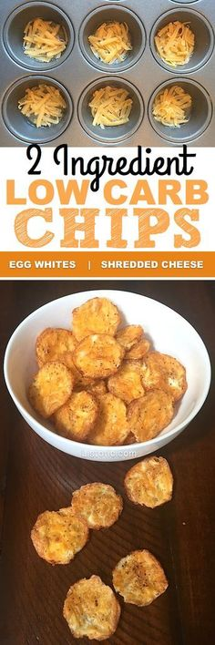 The perfect low carb, easy snack recipe - - 2 Ingredient chips! The perfect low carb, easy snack recipe 2 Ingredient chips! The perfect low carb, easy snack recipe! Easy Snacks, Keto Snacks, Snack Recipes, Cooking Recipes, Protein Snacks, Low Card Snacks, Healthy Salty Snacks, Carb Free Snacks, Snacks Ideas