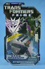 Transformers PRIME Dark Energon STARSCREAM MOSC