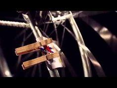 Bicycle sounds, installation sonore