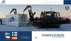 WFB Media Plzeň, zhotovení webových stránek a prezentací nejen            v Plzni a okolí - reference: vytvořili jsme tyto webové stránky pro firmu Nordex Europe s.r.o.