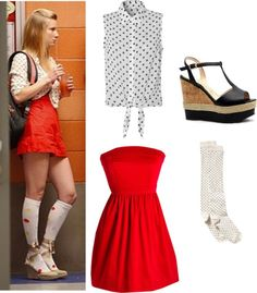 Get The Look of Glee's Brittany S. Pierce!