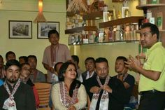 Darjeeling Tourist Guides Meet   Yesterday a get together of tourist guides of Darjeeling was held at MAYUKH Tea store a locally run Tea enterprise located opposite the Bank of Baroda near Hotel Polynia.  A high tea with discussion on the welfare of the local guides of Darjeeling was discussed at length which culminated with the formation of a welfare fund for all the guides of Darjeeling Hills. The meeting was concluded with vote of thanks from the guides and well wishes for the success of…