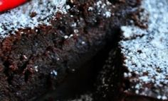 Choc-chilli brownies Chocolate Brownies, Chocolate Recipes, Dessert Drinks, Dessert Recipes, Food Trends, Something Sweet, Kitchen Recipes, Fudge, Whole Food Recipes