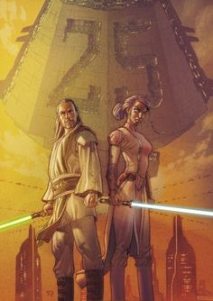 From the Jedi Temple archives