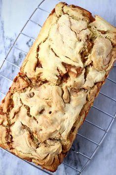 Gluten-Free Vegan Apple Bread