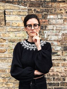 Ravelry: Knitorious RBG pattern by Park Williams