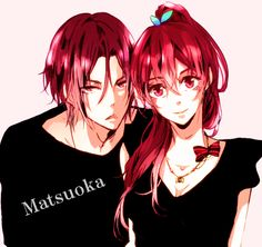 Image discovered by Wanda Hime. Find images and videos about matsuoka rin, free! iwatobi swim club and matsuoka gou on We Heart It - the app to get lost in what you love. Anime Siblings, Anime Couples, Red Hair Men, Rin Matsuoka, Free Eternal Summer, Splash Free, Anime Friendship, Free Iwatobi Swim Club, Animes Yandere